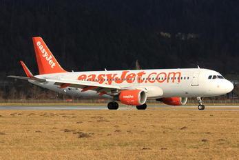 G-EZWL - easyJet Airbus A320