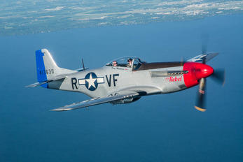 NL151CF - Private North American P-51D Mustang