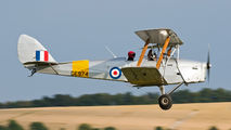 G-ANZZ - Private de Havilland DH. 82 Tiger Moth aircraft