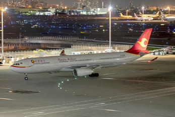 B-302D - Tianjin Airlines Airbus A330-300