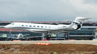 N6D - Private Gulfstream Aerospace G650, G650ER