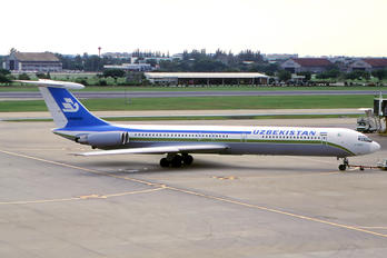 UK86578 - Uzbekistan Airways Ilyushin Il-62 (all models)