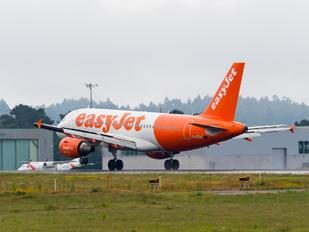 G-EZBF - easyJet Airbus A319