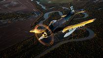 N396606 - Cavanaugh Flight Museum Douglas AD-6 aircraft