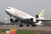 ET-AND - Ethiopian Cargo McDonnell Douglas MD-11F aircraft