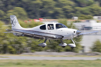 N220AD - Private Cirrus SR22-X Turbo
