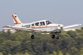 D-EGOF - Private Piper PA-28-161 Cherokee Warrior II