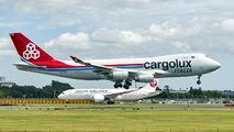 Cargolux Italia LX-YCV image