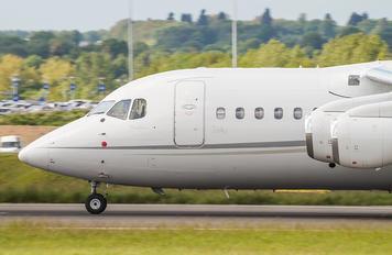 G-RAJJ - Cello Aviation British Aerospace BAe 146-200/Avro RJ85