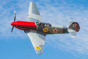 ZK-VVS - Private Yakovlev Yak-3M aircraft