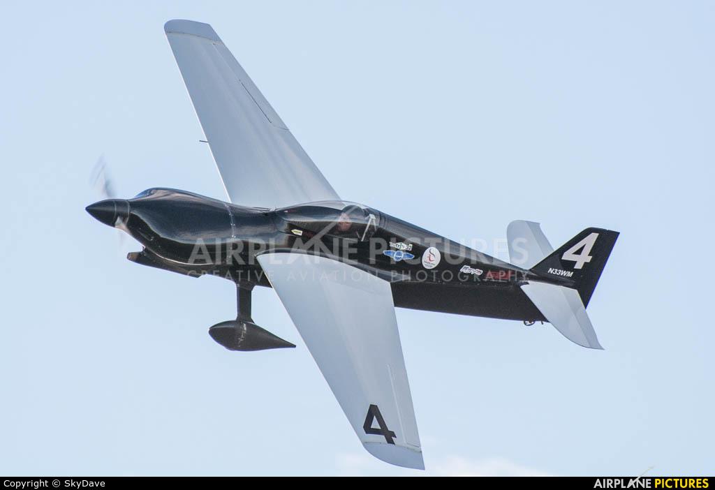 Private N33WM aircraft at Reno - Tahoe