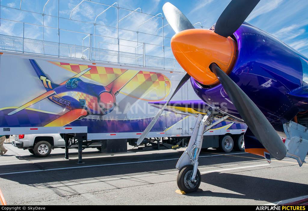 Private N777L aircraft at Reno - Tahoe