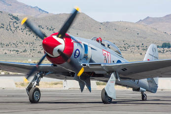 N71GB -  Hawker Sea Fury FB.10
