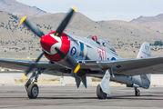 N71GB -  Hawker Sea Fury FB.10 aircraft