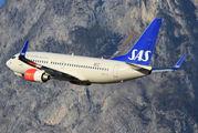SE-RJX - SAS - Scandinavian Airlines Boeing 737-700 aircraft