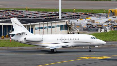 D-BIKA - ACM Air Charter Dassault Falcon 2000 DX, EX