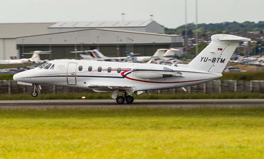 YU-ABK - Private Cessna 650 Citation VII