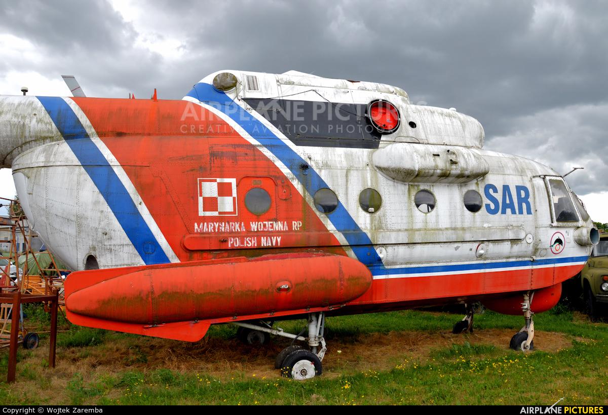 Poland - Navy 1016 aircraft at Dęblin - Museum of Polish Air Force