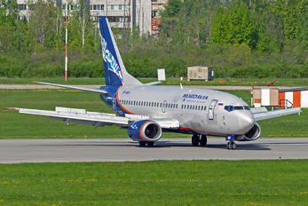 VP-BKV - Nordavia Boeing 737-500