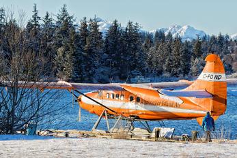C-FQND - Vancouver Island Air de Havilland Canada DHC-3 Otter