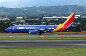 N8708Q - Southwest Airlines Boeing 737-8 MAX