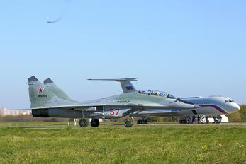 57 - Russia - Air Force Mikoyan-Gurevich MiG-29UB