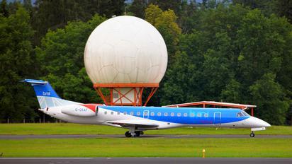 G-CKAF - BMI Regional Embraer ERJ-145