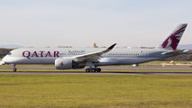 A7-ALU - Qatar Airways Airbus A350-900 aircraft