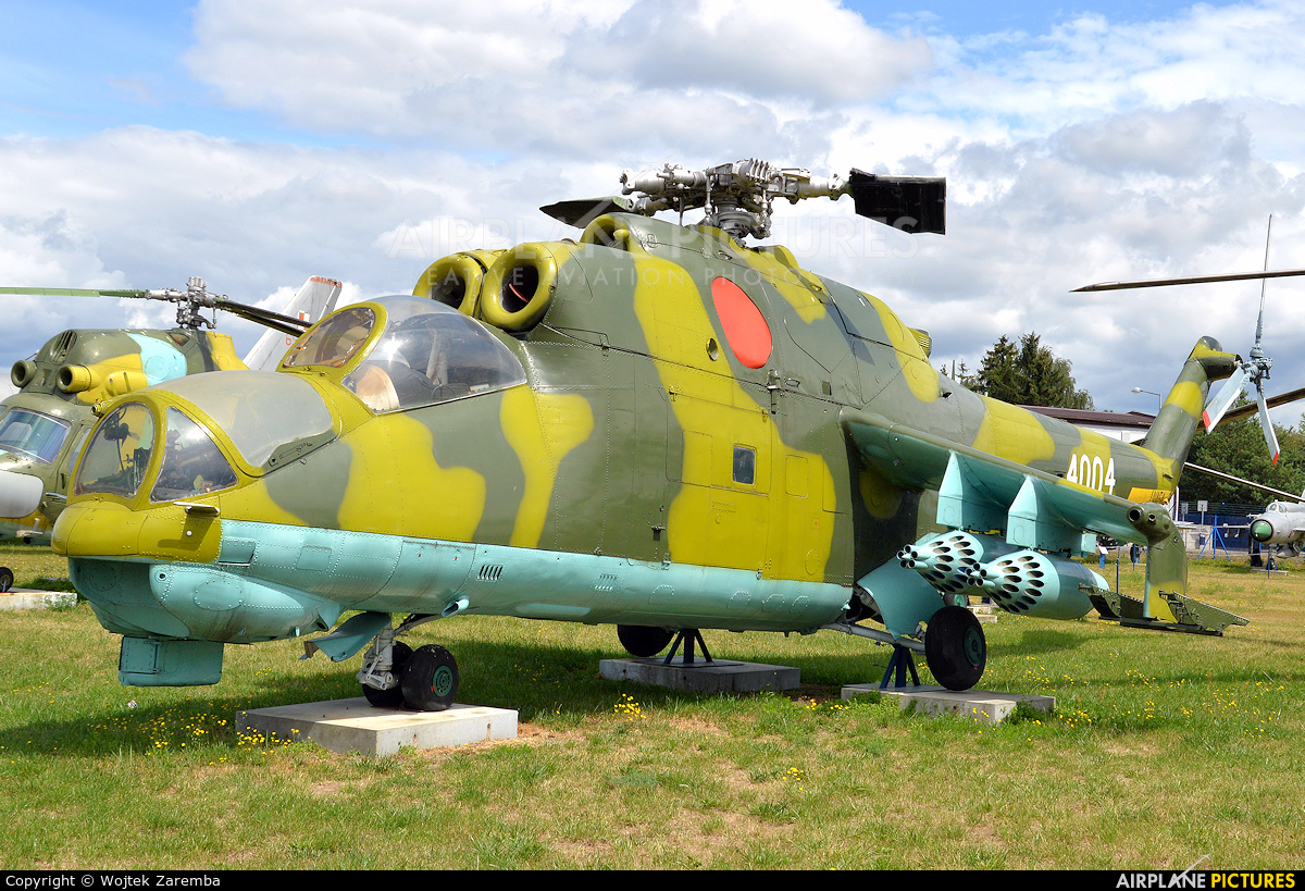 Poland - Army 4004 aircraft at Dęblin - Museum of Polish Air Force