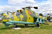 4004 - Poland - Army Mil Mi-24D aircraft