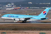 HL7613 - Korean Air Airbus A380 aircraft