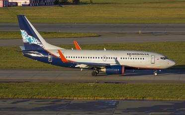 VP-BYY - Nordavia Boeing 737-700