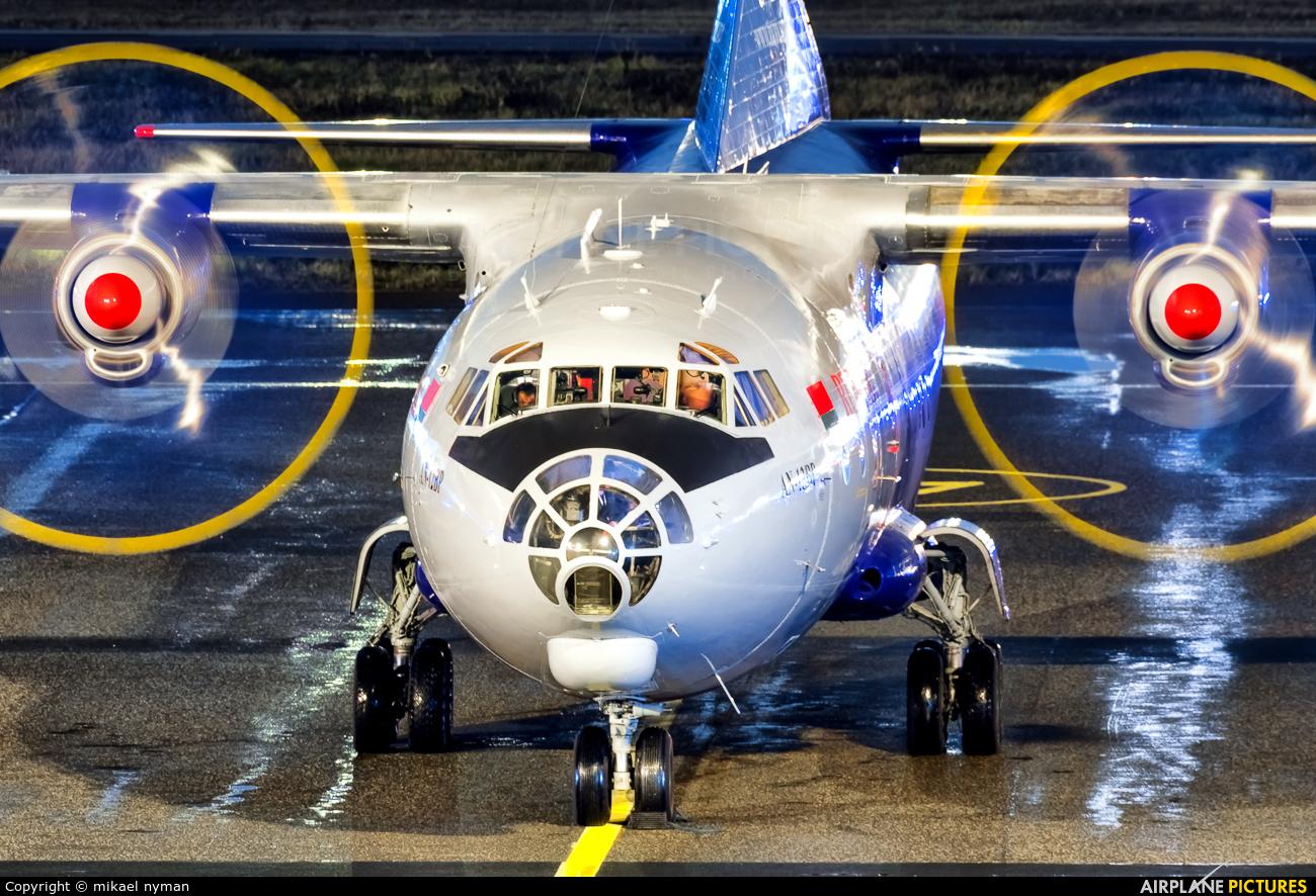 Ruby Star Air Enterprise EW-485TI aircraft at Helsinki - Vantaa