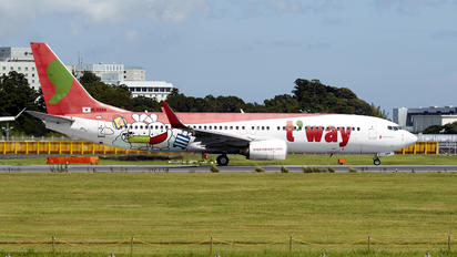 HL8294 - T'Way Air Boeing 737-800