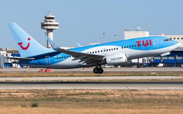 OO-JAO - TUI Airlines Belgium Boeing 737-700