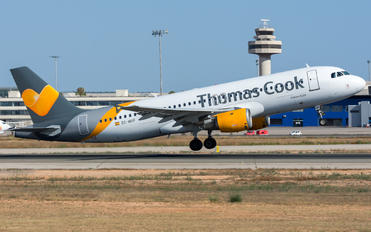 EC-MVF - Thomas Cook Airbus A320