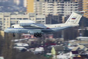 RA-72964 - Russia - Air Force Antonov An-72