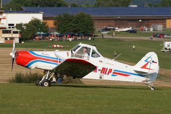 OK-MLP - Aeroklub Brno Medlánky Piper PA-25 Pawnee