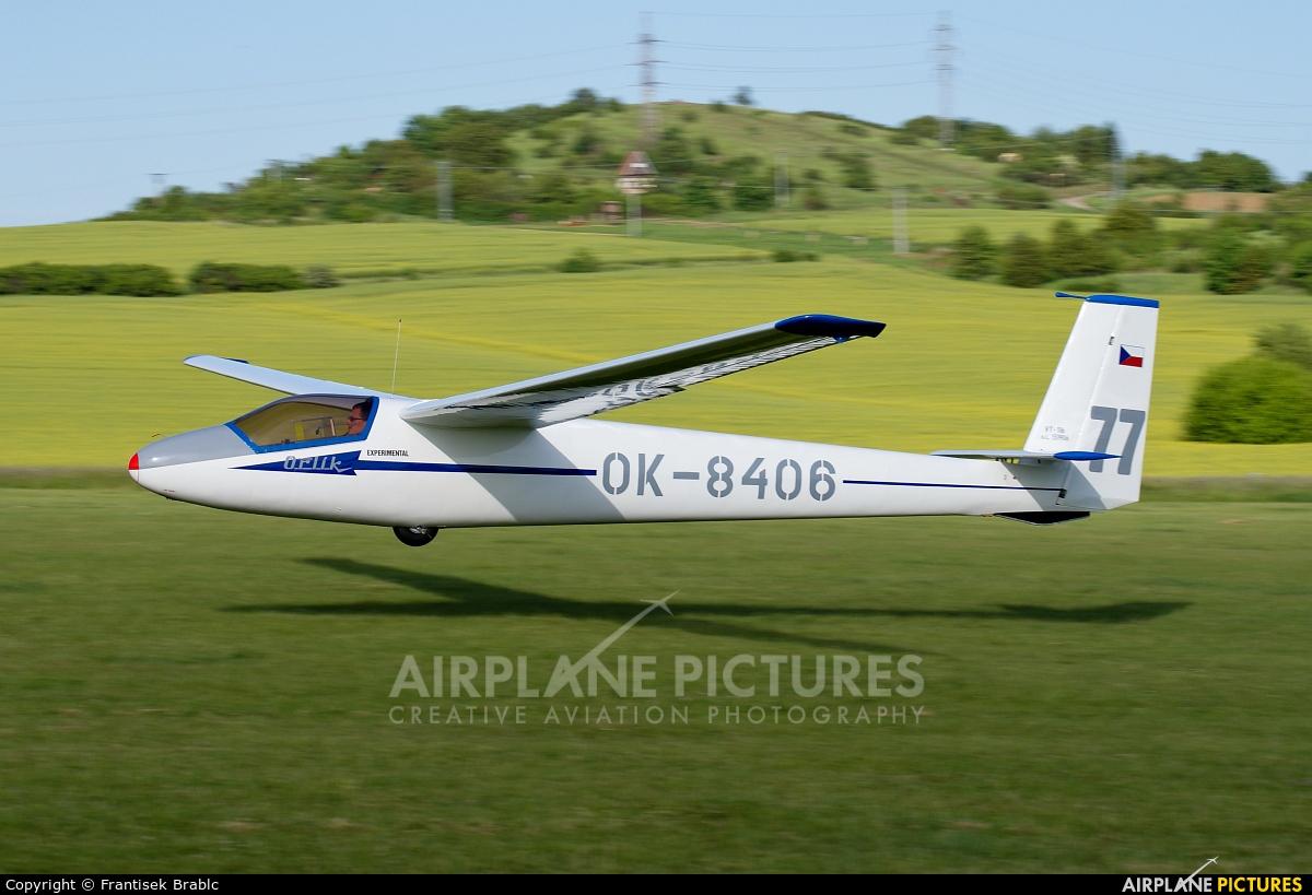 Aeroklub Brno Medlánky OK-8406 aircraft at Medlánky