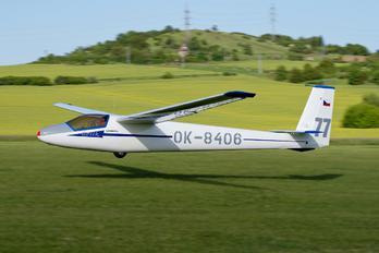 OK-8406 - Aeroklub Brno Medlánky Orličan  VT-116 Orlik