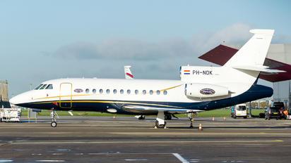 PH-NDK - Private Dassault Falcon 900 series