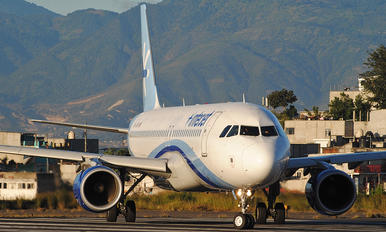XA-JAV - Interjet Airbus A320