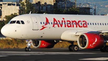 N779AV - Avianca Airbus A320 NEO
