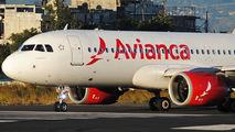 N779AV - Avianca Airbus A320 NEO aircraft