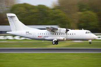 YL-RAJ - RAF Avia ATR 42 (all models)