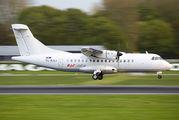 New ATR42 for RAF Avia title=
