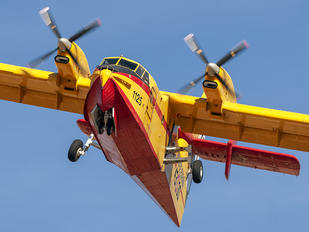 UD13-30 - Spain - Air Force Canadair CL-215T
