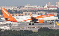 OE-IJD - easyJet Europe Airbus A320 aircraft