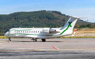 9H-CLG - Private Bombardier CL-600-2B19 aircraft