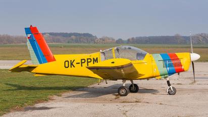 OK-PPM - Private Zlín Aircraft Z-142